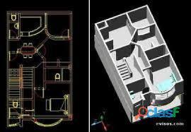 Cursos de Dibujo Técnico con Autocad Rhino o 3DStudio Max o. 0