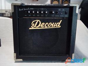 Amplificador de guitarra electrica Decoud rs26 0