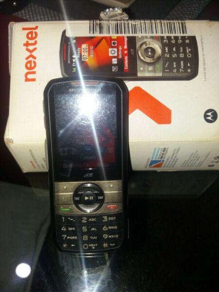 Nextel celular Motorola i418 0