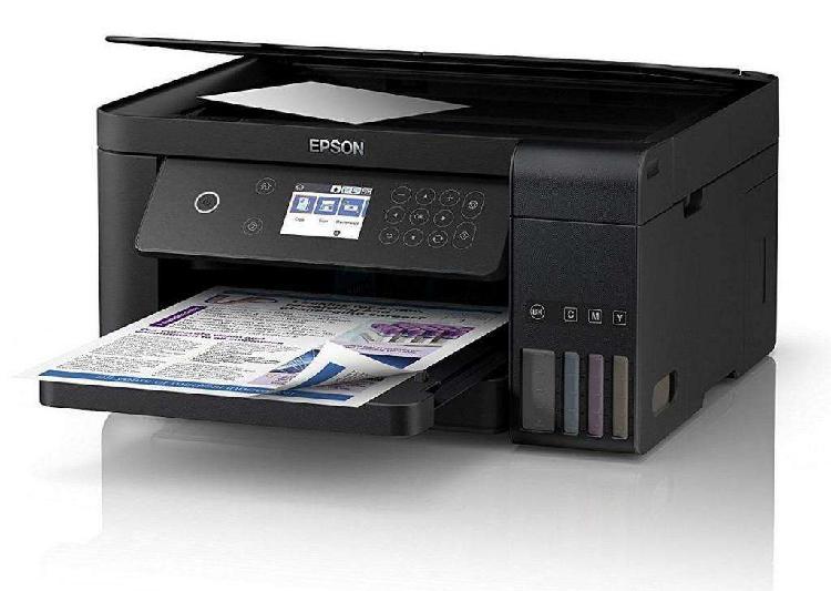 Impresora Multifunción EPSON L6161 EcoTank Wi-Fi LCD 0