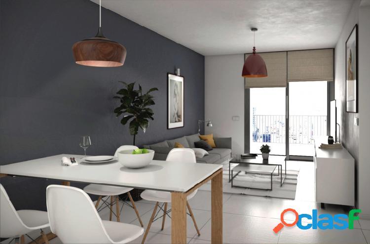Rodriguez 1036: deptos 1 dormitorio al pozo contrafrente con balcón. Entrega marzo 2021. cocheras disponibles. 1