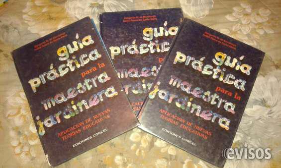 Libros y manuales maestra jardinera en General Pico 0
