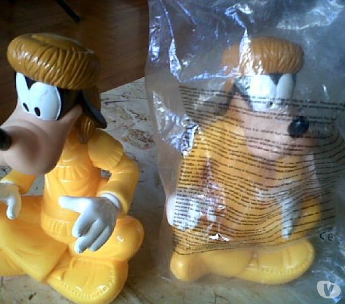 Dos Muñecos Disney: Goofy Tribilin - Mcdonald's 0