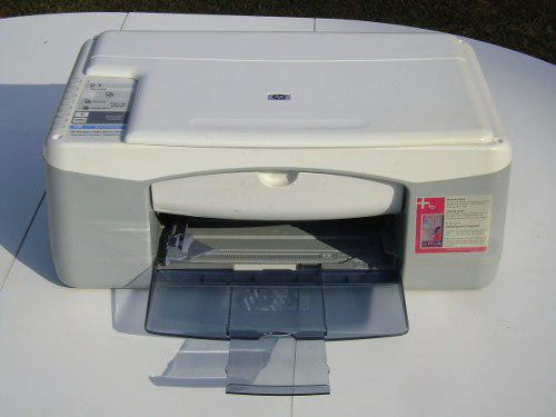Impresora Multifunción Hp Deskjet F380 Usada Con Accesorios 0