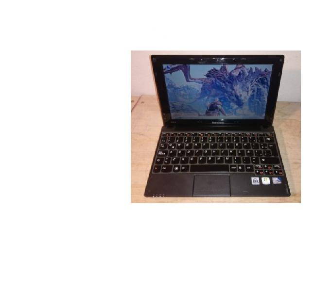 Netbook Lenovo S10-3 HD250GB RAM DDR3 2GB Micro Intel DualCo 0