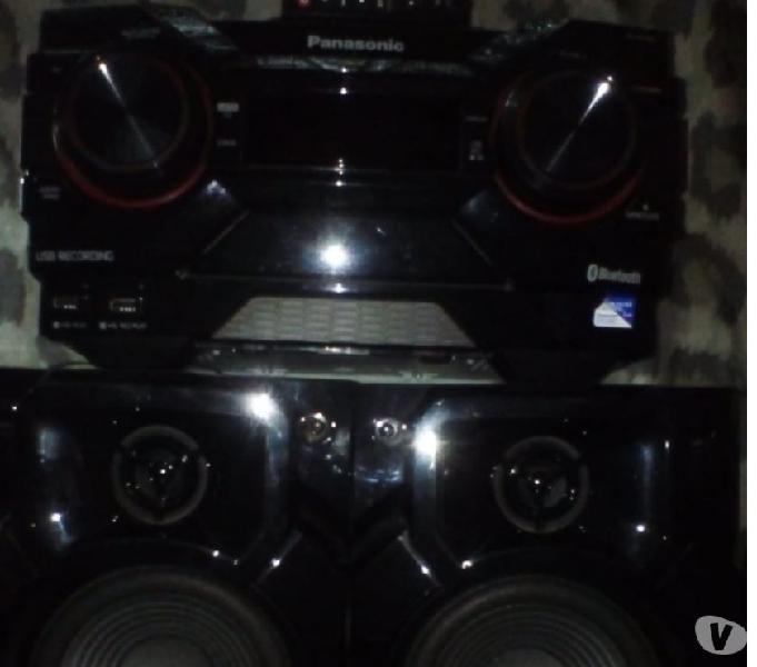 Sistema de audio PANASONIC sc-akx300 0