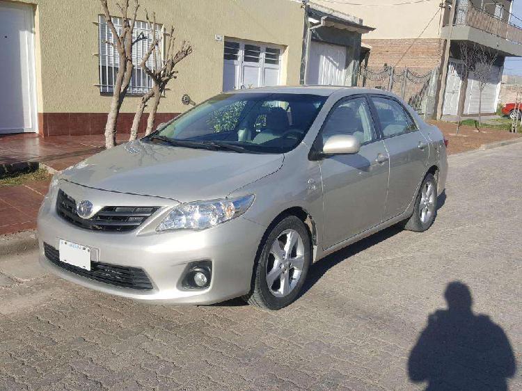 Toyota Corolla XEI NUEVO! Caja 6ta 2012 PERMUTO o CONTADO! 0