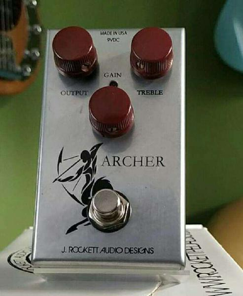 Archer Overdrive 0
