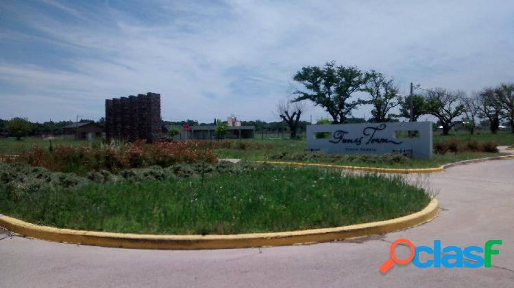 TERRENO EN FUNES - LOTE DE ESQUINA - FUNES TOWN - ESCRITURADO 3