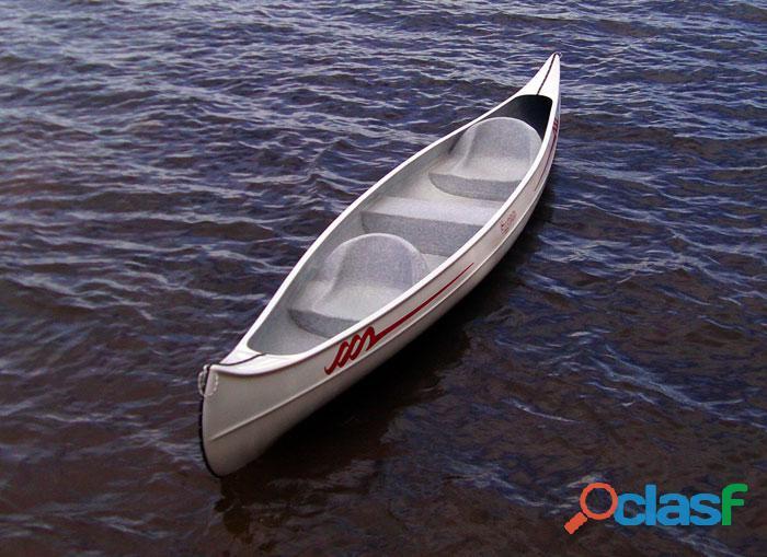 Canoa Canadiense o Piragua 1