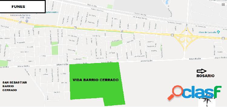 BARRIO PRIVADO EN FUNES - VIDA - ENTREGA 2020 3