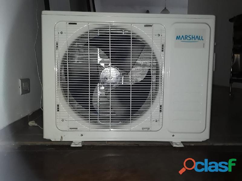 Aire acondicionado 3500 Frigorias marca Marshall practicamente nuevo 0