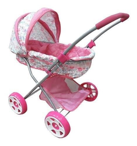 Dream Collection Cochecito Para Bebé De Juguete 65007 0