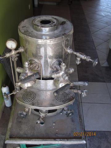Cafetera Expres Antigua 0