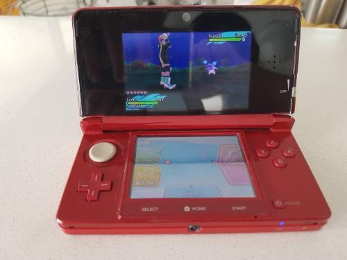 Nintendo 3ds Como Nueva Con 14 Juegos 0