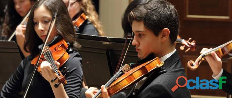 Clases Violin Suzuki Villa Pueyrredon 3