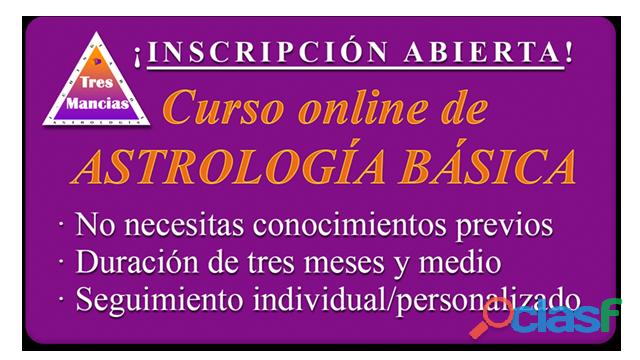 Curso de Astrología básica 0
