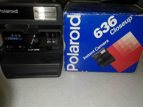 Cámara Fotos Polaroid 636 Closeup Instantánea Funciona 0