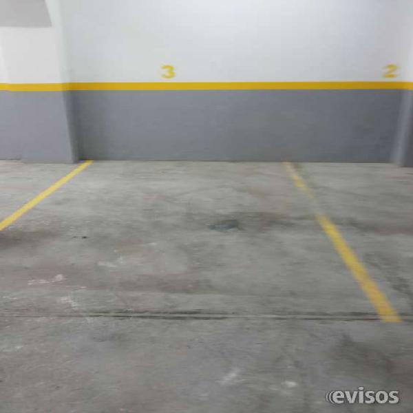 Vendo cochera fija y cubierta en edificio sin comision 0