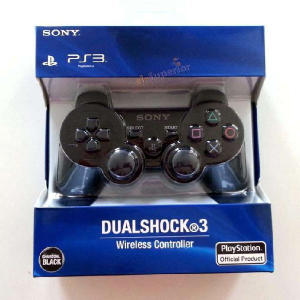 Joystick Ps3 Sony Dualshock Plystation Original En Caja 0