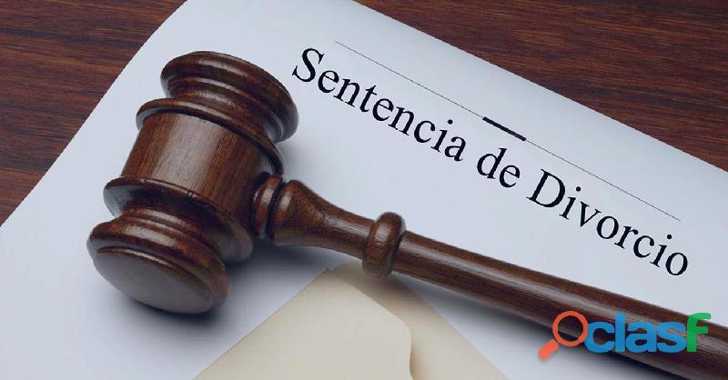 DIVORCIO DE COMUN ACUERDO EN CAPITAL FEDERAL RAPIDO AGIL Y ACCESIBLE CONSULTENOS AHORA