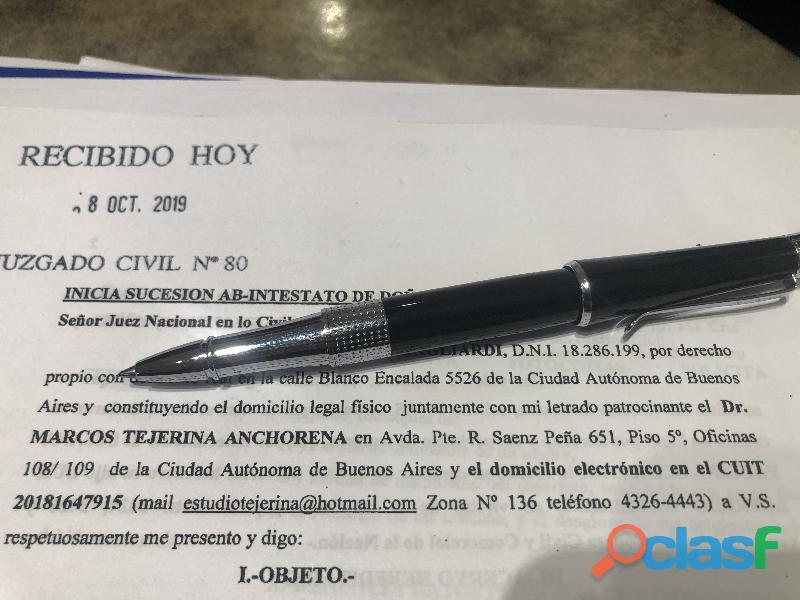 Tramite de exequatur de divorcios en buenos aires argentina abogados estudio tejerina anchorena cons