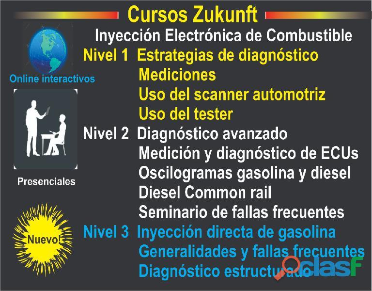 Cursos de Inyeccion Electronica MARZO 2020 8