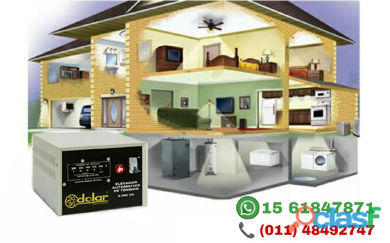 Estabilizadores de Tensión para Casas | Merlo Moreno 1