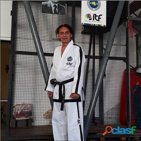 Clases de Taekwondo ITF Villa Urquiza CLASES VIRTUALES 5