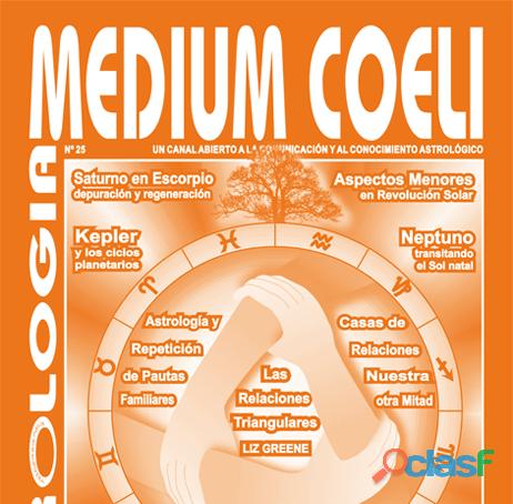 Revista astrologica medium coeli