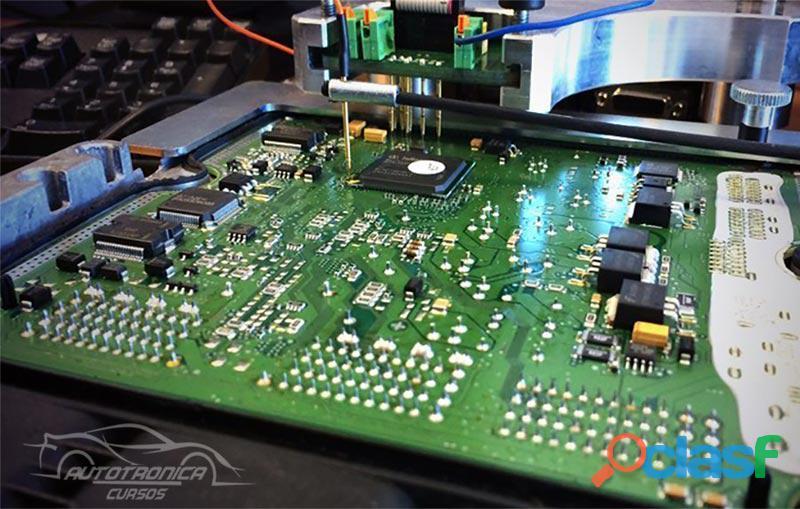 Curso Reparacion de ECU ECM PCM Inyeccion Electronica MARZO 2021 2