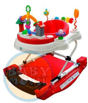 Andador mecedor caminador bebe duck w451813 con juegos