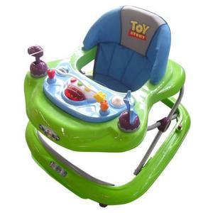 Andador p/bebe 8 ruedas frenos bandeja musical mod: xg-6928