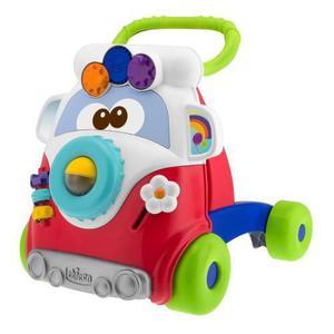 Caminador andador bebe chicco happy hippy 2 en 1 con juegos