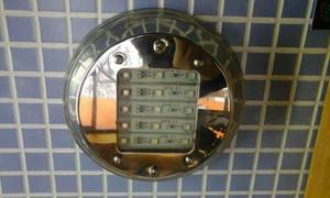 Kit completo 6 luces led rgb para pileta 6x12 (envío