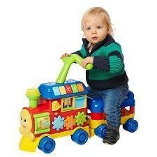 Tren pata pata caminador andador winfun melodias