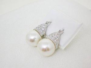 f64cfff55741 Aros plata perlas   REBAJAS Junio