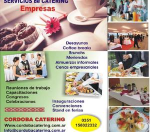 Catering eventos empresariales