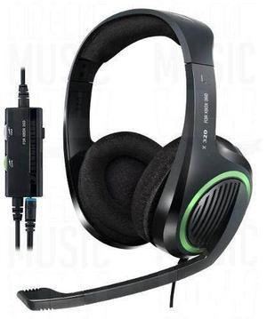 Hola! sennheiser x320 auriculares y micrófono para juegos