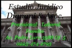 Abogados, mar del plata, laboral, estudio juridico