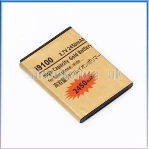 Bateria samsung galaxy s2 i9100 high capacity 2450 mah !