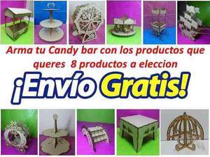 Candy bar x 8 productos arma tu combo a eleccion !!