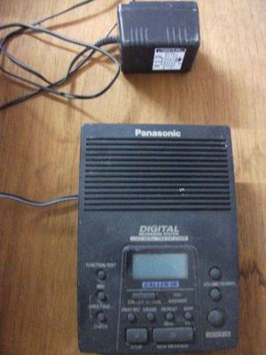 Contestador automático digital panasonic kx-tm150b