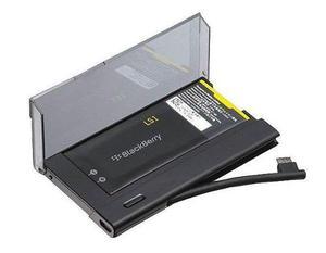 Cuna cargadora bateria blackberry ls1 z10 + nuevas + gtia!!