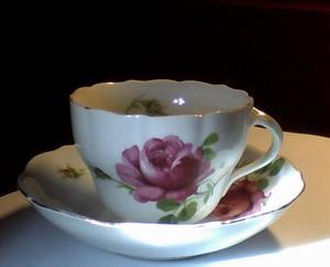 Tazas antiguas clasf for Tazas porcelana