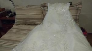 Vestido de novia o quinceañera nuevo