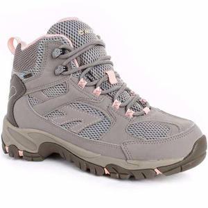 Zapatillas botas hi tec lima mujer trekking impermeables