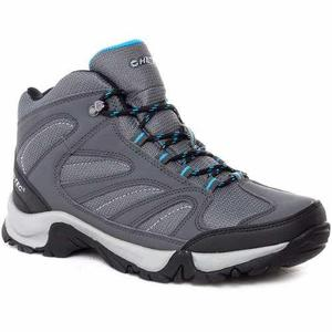 Zapatillas botas hi tec pionner hombre trekking impermeables