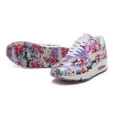 zapatillas nike mujer floreadas
