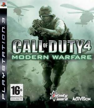 Call of duty 4 modern warfare ps3 | mercadolider